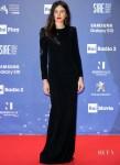 Kasia Smutniak Takes A Walk On The Dark Side for The 64th David di Donatello Film Awards