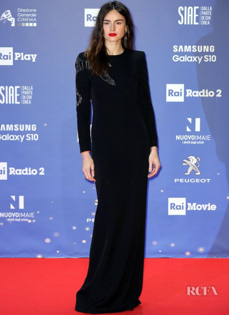 Kasia Smutniak In Givenchy - The 64th David di Donatello Film Awards.jpg