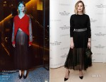 Laura Carmichael In Christopher Kane - The George Michael Collection VIP Reception