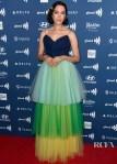 Mishel Prada Displayed Most Of Rainbow At The GLAAD Media Awards