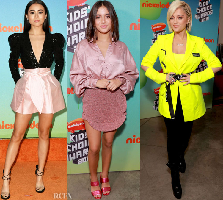 Nickelodeon's 2019 Kids' Choice Awards