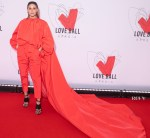Olivia Palermo Was Seeing Red At 'Love Ball Arabia'