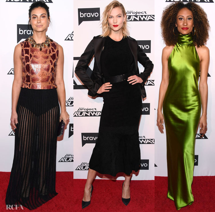 'Project Runway' New York Premiere