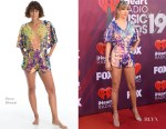 Taylor Swift In Rosa Bloom - 2019 iHeartRadio Music Awards