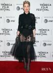 Amber Heard Goes Sheer For The 'Gully' Tribeca Film Festival Screening
