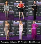 Who Was Your Best Dressed At The 'Avengers: Endgame' LA Premiere?