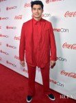 Henry Golding Showcases The Power Of A Red Suit At CinemaCon 2019