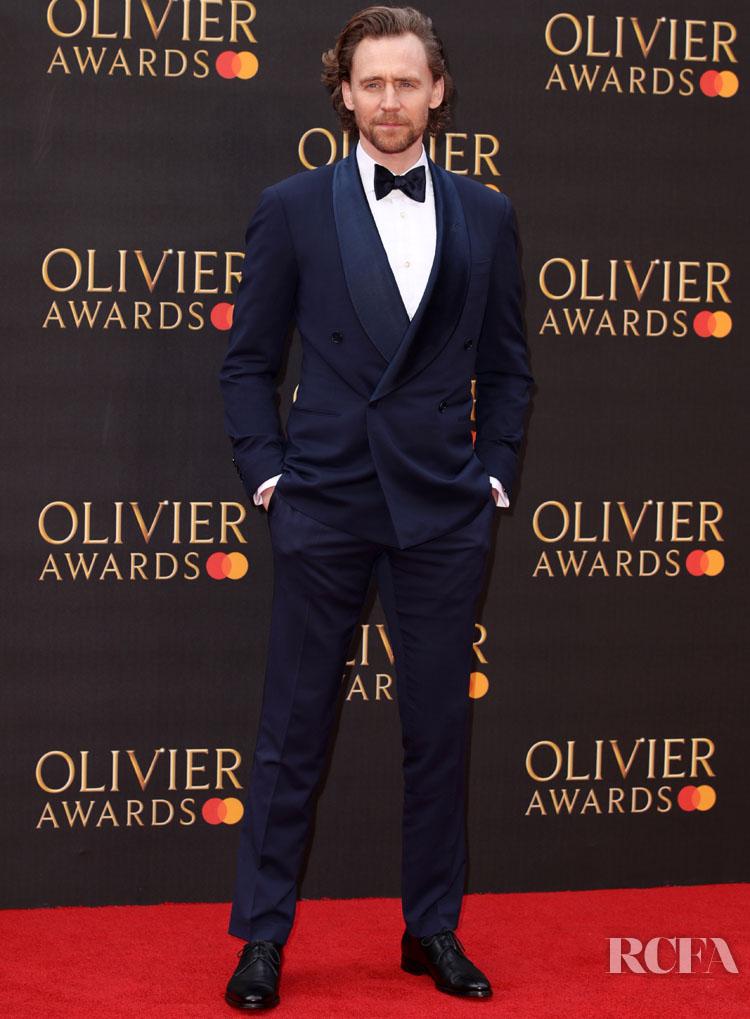 Tom Hiddleston in Ralph Lauren - 2019 Laurence Olivier Awards
