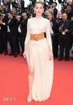 Amber Heard In Claes Iversen - 'Les Miserables' Cannes Film Festival Premiere