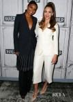 Gabrielle Union & Jessica Alba Promote 'L.A.'s Finest' At Build Series