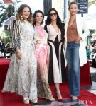 Charlie's Angels Reunite As Lucy Liu Is Honored With Star On The Hollywood Walk Of Fame