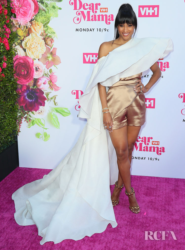 Ciara Attends VH1's Annual 'Dear Mama: A Love Letter To Mom'