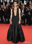 Golshifteh Farahani In Givenchy Haute Couture - 'The Dead Don't Die' Cannes Film Festival Premiere & Opening Ceremony