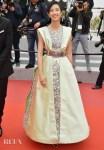 Gwei Lun-Mei In Chanel Haute Couture - 'The Wild Goose Lake' Cannes Film Festival Premiere