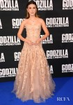 Millie Bobby Brown's Princess Style For The 'Godzilla: King of the Monsters' London Premiere