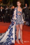 Taylor Hill In Ines Di Santo - 'Too Old To Die Young' Cannes Film Festival Premiere