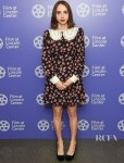 Zoe Kazan Brings Her Signature Style To The Film Society Of Lincoln Center's 50th Anniversary Gala