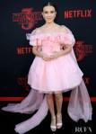 Millie Bobby Brown In Rodarte - 'Stranger Things 3' LA Premiere