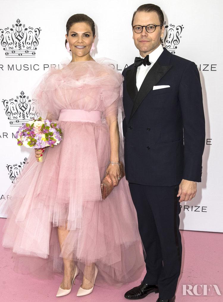 Princess Victoria of Sweden In Selam Fessahaye - Polar Music Prize 2019