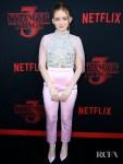 Sadie Sink In Prada - 'Stranger Things 3' LA Premiere