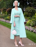 Tatiana Korsakova Wins Best Dressed At Royal Ascot
