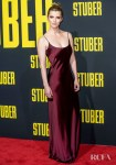 Betty Gilpin Throws On A '90s Slip For The 'Stuber' LA Premiere