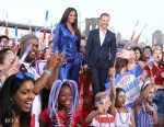 Ciara Was Feeling Blue For Macy's 2019 4th of July Fireworks Spectacular