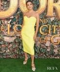 Eva Longoria Was Shining Bright At The 'Dora And The Lost City Of Gold' LA Premiere