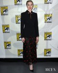 Evan Rachel Wood Doesn't Opt For A Suit On The 'Westworld III' Panel At  Comic-Con