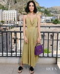 Rocío Muñoz Morales Stuns In Three Gorgeous Looks For Taormina Film Festival