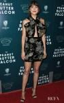 Dakota Johnson Dazzles In A Micro Mini For 'The Peanut Butter Falcon' LA Screening
