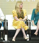 Kirsten Dunst's Prim Florals For The 2019 Summer TCA Press Tour