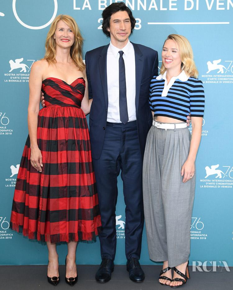 'Marriage Story' Venice Film Festival Photocall