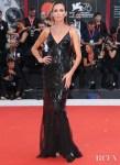 Nieves Alvarez In Alberta Ferretti - 'Joker' Venice Film Festival Premiere