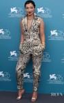 Ruth Negga In Louis Vuitton - 'Ad Astra' Venice Film Festival Photocall