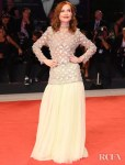Isabelle Huppert In Armani Prive - Kineo Prize