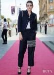 Kristen Stewart's Rebellious Suit For The 'Seberg' San Sebastian Film Festival Premiere