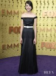 Margaret Qualley In Chanel Haute Couture - 2019 Emmy Awards