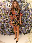 Millie Bobby Brown's Floral Frock For The 'Florence By Mills' Boots Launch