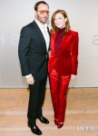 Julianne Moore, Lady In Red, For Vogue's 3rd Annual Forces of Fashion Conference
