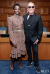 Lupita Nyong'o Goes Dotty Again For Michael Kors For The World Food Programme