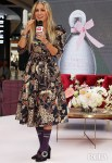 Sarah Jessica Parker Showcases Her Autumn Style In Melbourne For 'Born Lovely'
