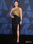 Scarlett Johansson In Celine - 2019 Governors Awards