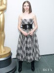 Thomasin McKenzie In Check For The 'Jojo Rabbit' Academy New York Screening