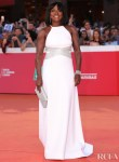 Viola Davis Brings Modern Elegance To Rome Film Festival In Michael Kors Collection