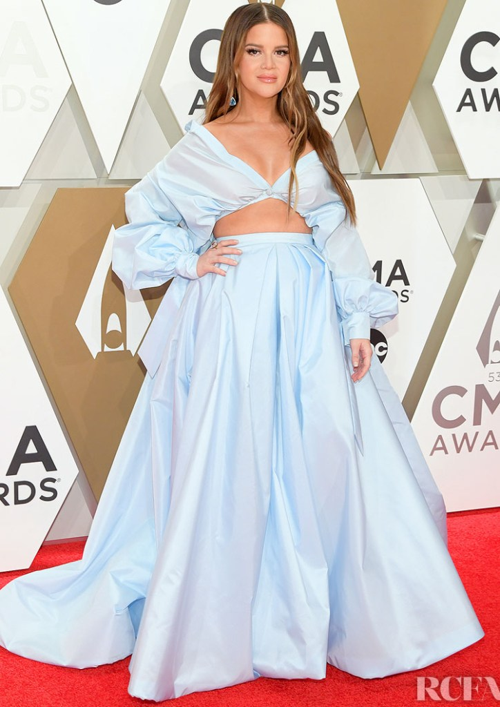Maren Morris in Honayda  -2019 CMA Awards