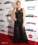 Charlize Theron Picks Up Her American Cinematheque Award In Dior