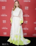 Olivia Wilde Wore Valentino To The SAG-AFTRA Foundation's 4th Annual Patron of the Artists Awards