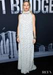Sienna Miller Returns To Boho For The '21 Bridges' New York Screening