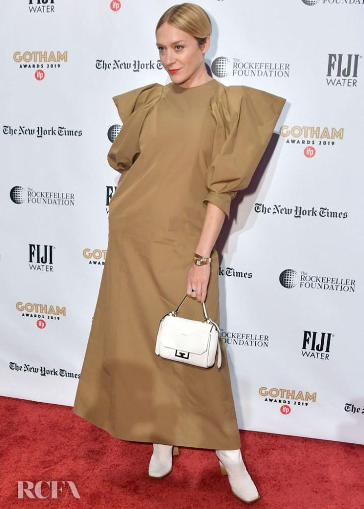 Chloé Sevigny In Givenchy - 2019 Gotham Awards